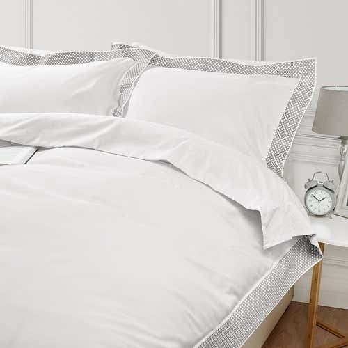 Ropa de cama Madison 550 Hilos Puro Algodón Satén 550TC Pure Cotton Sateen Bedlinen