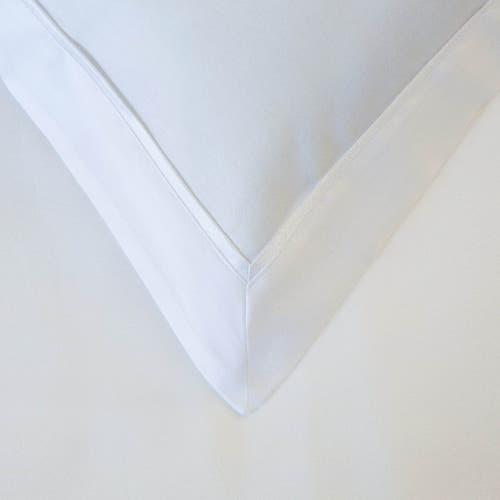 300 Hilos Algodón Orgánico - Fundas de almohada